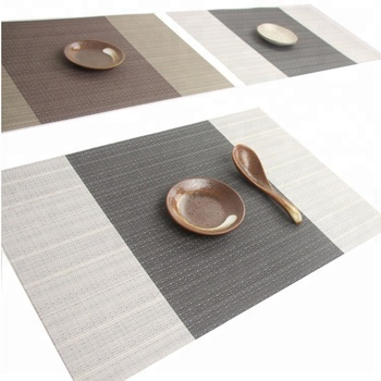 Design Custom Excellent Quality Streamline Customized Reusable Heat Resistant Plate Mat Dining Table,custom table mat