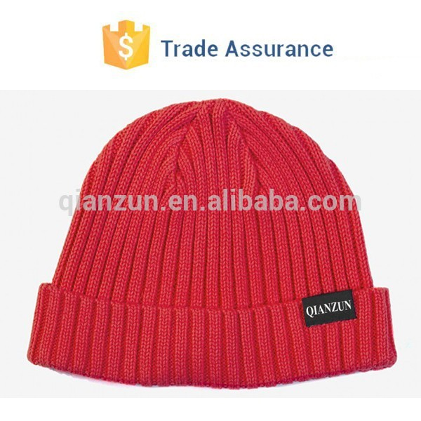 Beanis Cheap Unisex Patch Cap Acrylic Knitted Winter Free Pom ...