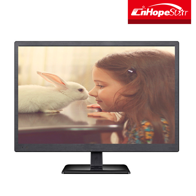 High Quality Wide Screen 23 Inch Led Computer Monitors With Vga HD MI USB