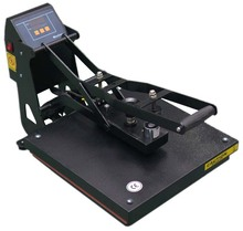 Combo Digital Hot Stamping Machine untuk Pencetakan Sublimasi T-shirt