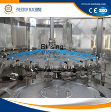 China Supplier Small Scale Bottled Water Production Line