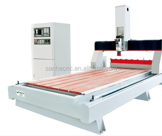 non-OEM advanced CNC wood machining center SH-1530ATC for small family firm