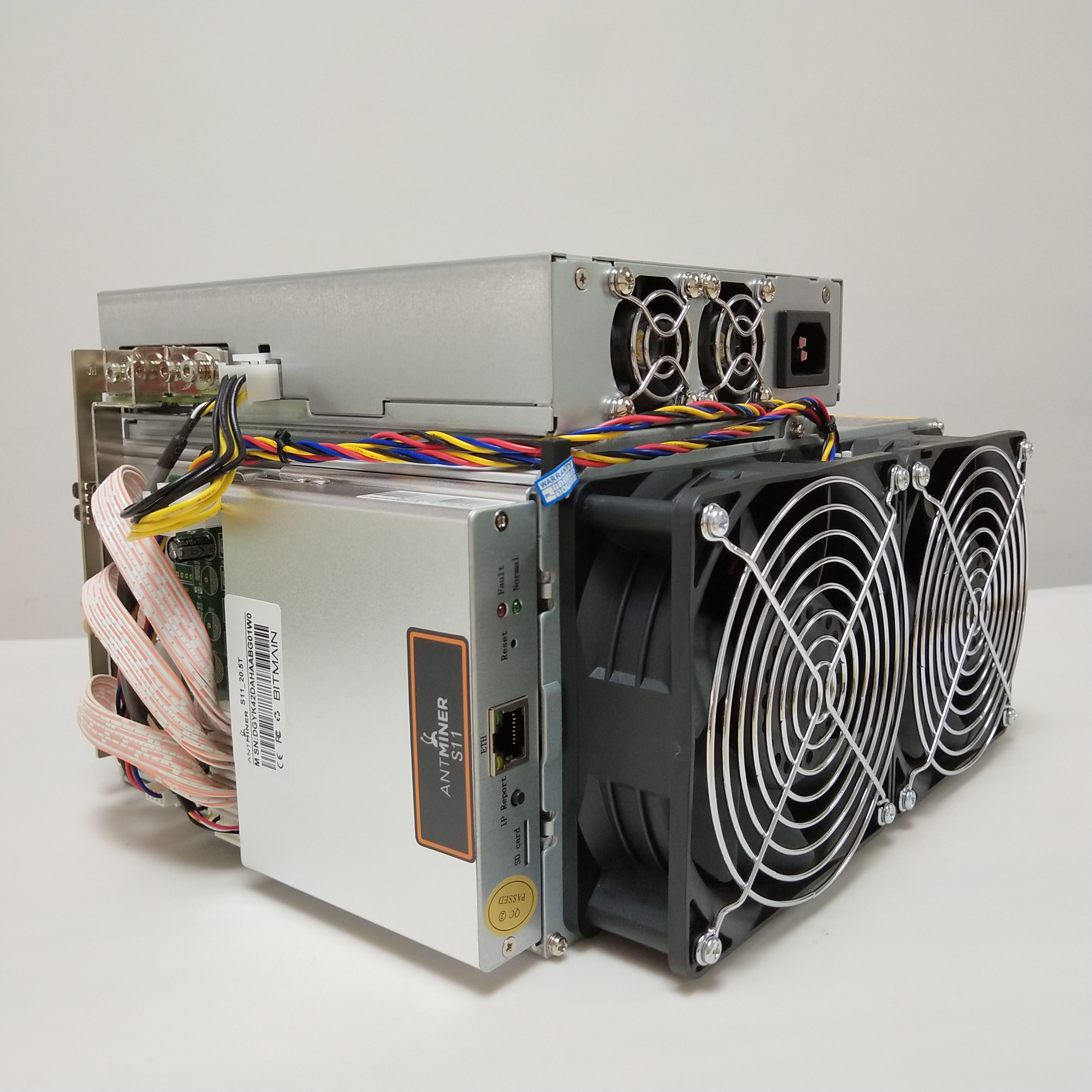Tomax Antminer S11 20 5T Antminer S11 Bitcoin Miner Antminer S11 Asic  Miner, View antminer s11 bitcoin mining machine bitcoin miner antminer S11