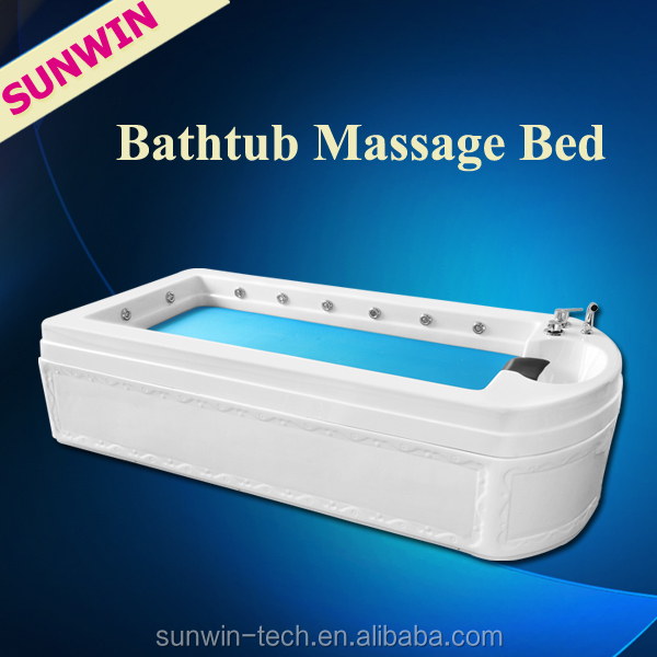 Hydrotherapy Salt Bath Massage Spa Capsule Bed &health care equipment&hydro therapy massage bed(SW-308S)