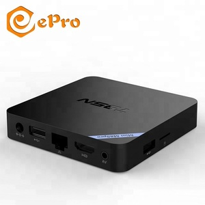 Newest T95N smart IPTV 1G/2G RAM 8G/16G ROM full HD TV BOX movie support set top box quad core Android tv box