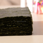 Gaishi Nori Variety and Roasted Processing Type 100 Sheets Dry brown roasted seaweed sheet for nori