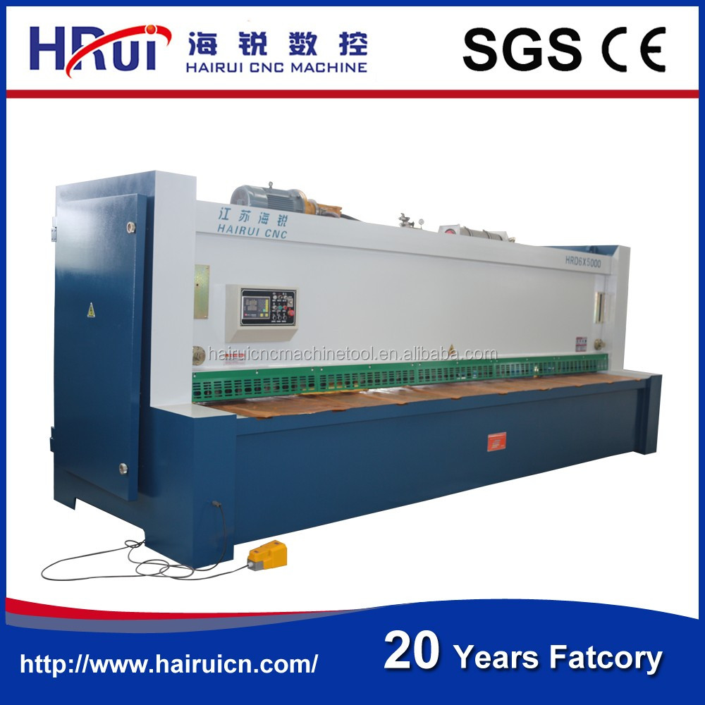 guillotine hydraulic <strong>scrap</strong> shearing machinery/ QC11Y-12*4000,plastic sheet shears,cnc shearing machine