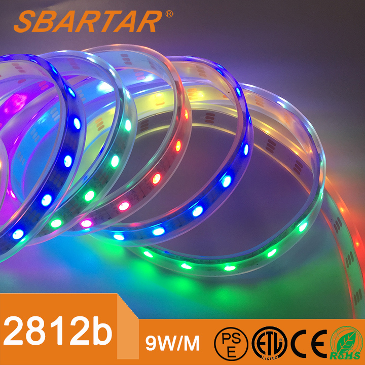 UV protect 5M <strong>rgb</strong> 5050 smd led strip Kit Architectural Lighting Ring Lights
