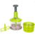 Multifunction Hand Press Slicer Manual Salad Spinner Vegetable Swift Onion Food Chopper