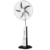 hot sales battery powered stand jumia rechargeable fan