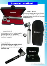 Otoscope,Dermatoscope,Ophthalmoscope