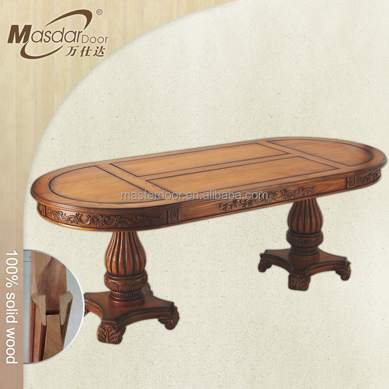 Malaysia dinning room furniture rosewood dining table set