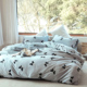 Most popular luxury duvet covers french bull dog bedding set Wholesale