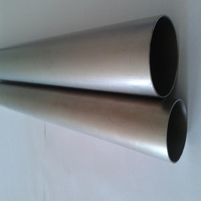 China manufacturer alloy titanium ti3al2 5v pipe