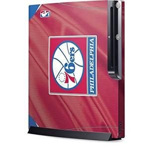 NBA Philadelphia 76ers Playstation 3 & PS3 Slim Skin - Philadelphia 76ers Vinyl Decal Skin For Your Playstation 3 & PS3 Slim