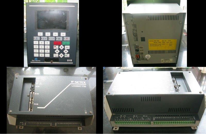 Setex 515,Logimat P32