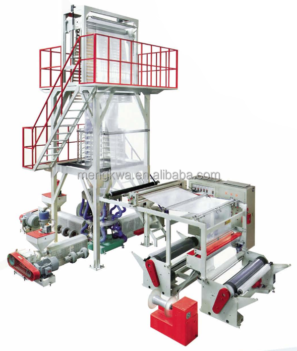 Good Performance Plastic Film Blowing Machine