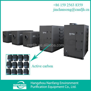 Low Price High Quality Active Carbon Nocuous Air Adsorption Tank ...