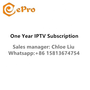 One Year IPTV Subscription Linux Stalker With USA Arabic India African Europe iptv account 12 Months IPTV Subscription