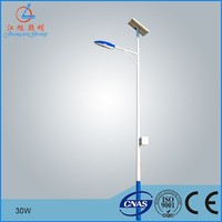 30W solar led outdoor wall light
