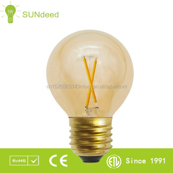 g45 led filament bulb america supermarket g45 christmas party light plastic color led light bulb