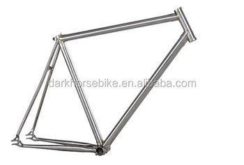 lugged 700c road bike chromoly lugged steel road bike frame