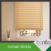 Chain Bean Endness Cordlocked Window Blind Roman Shades for Windows