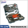 34pcs professional bicycle tool kit