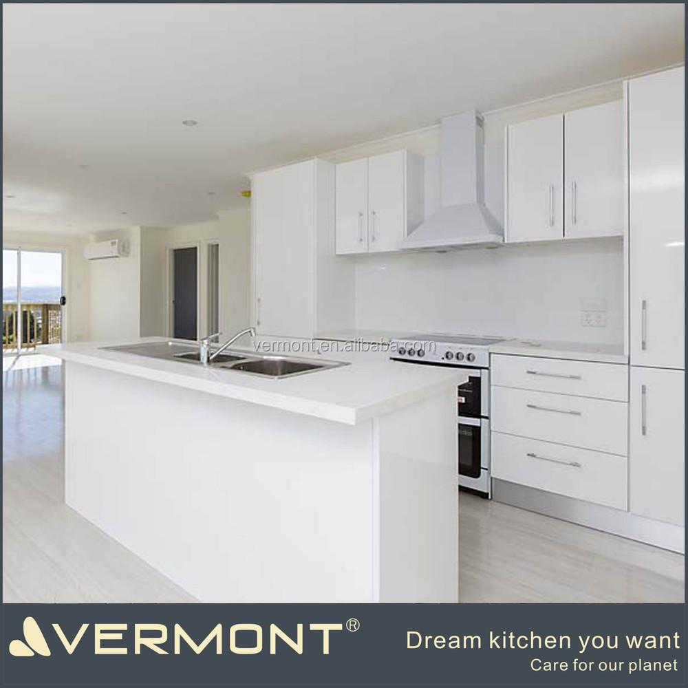 2 pack verf wit hoogglans mdf keuken kast keuken kasten product id 749485333 - Verf keuken lichtgrijs ...