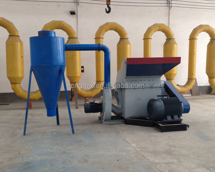 High quality wood powder and sawdust making machine price