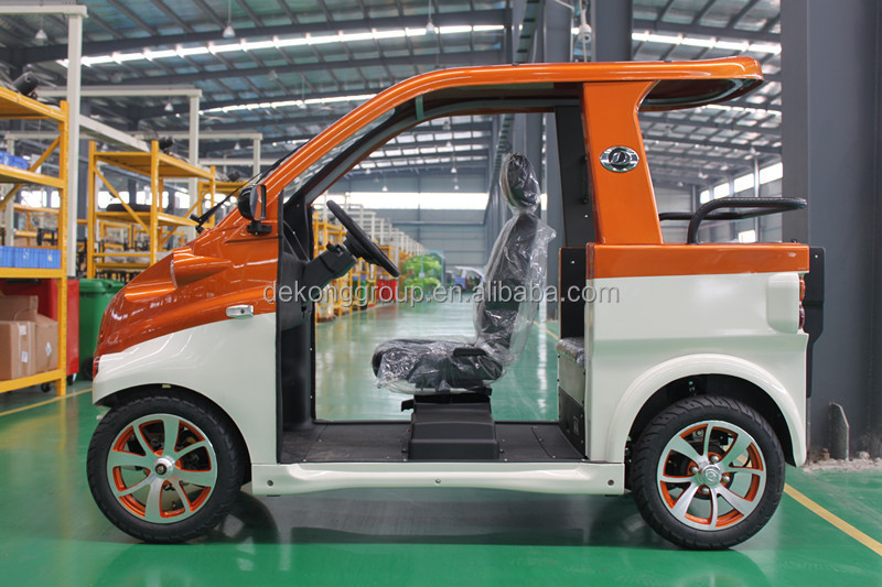 Best Battery Operated Ev Car With 2 Seats Street Legal Small For