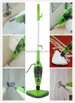 steam floor mop cleaner steamer swivel head hard window cleaner