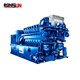 500kW 625kvA natural gas/biogas/LPG gas electric genset