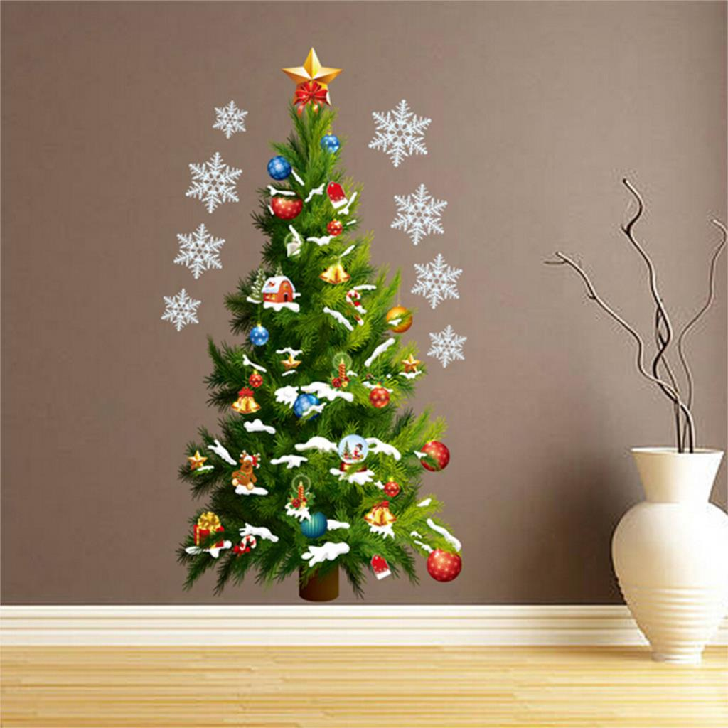 Large Christmas Tree: House Decorations Large Green Christmas Tree Star