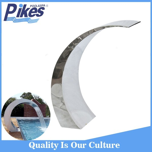 sale new spa Water Fountain Pool Fountains Waterfalls Stainless Steel Fountain pool equipment