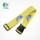 Wholesale Custom Printed Your Own Company Logo Personalized Woven Packing Luggage Straps With Plastic Buckle