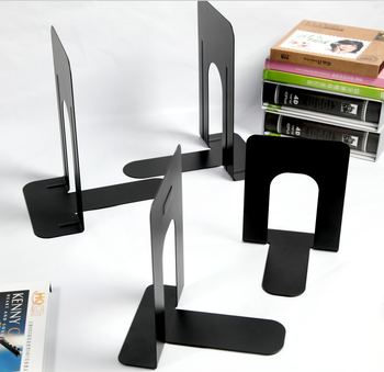 Hot Sales Iron Metal Library Display Bookends/Home Book Stand/Office  Bookends
