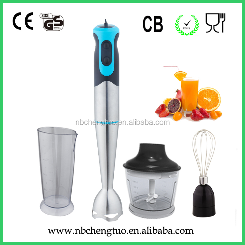 2017 TV sale ss blade hand held blender HB-718
