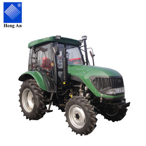 big Chassis 55hp farm tractor for sales in Philippine