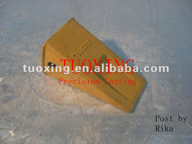 excavators bucket tooth/TB00705/carbon steel/ alloy steel/tool steel