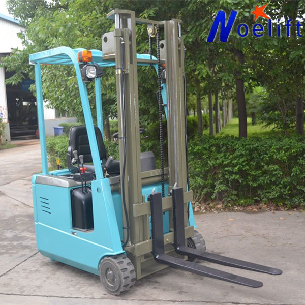 EP Super Quality 1 ton three wheels small electric forklift electric forklift
