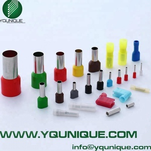 Terminal For Led Strip, Insulated Ring Crimp Terminal,Wire End Ferrules