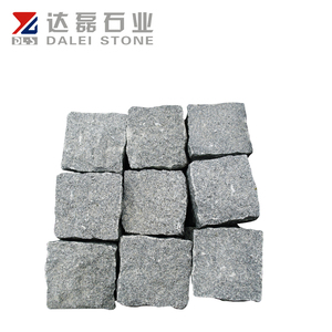 Padang Dark G654 Granite Cheap Patio Paver Stones for Sale