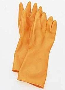 North Safety Products/Haus AK Natural Latex Cleanroom Gloves, North Safety Products AK1815/O/8,