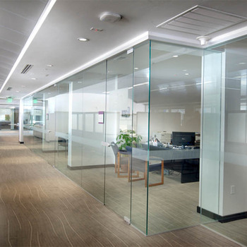 Charmant Factory Sheet Float Clear Glass Panel Walls And Doors Office Room Dividers