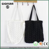 Customized Fashion Promotional Vietnam Handmade Lace Bag Women Fashion Handbag