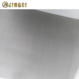Wire Diameter 0.12mm Mesh 80 Stainless Steel 304 Wire Cloth