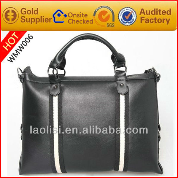 Genuine Leather Urban Shoulder Bag Old Fashion Man Bag Supplier ...