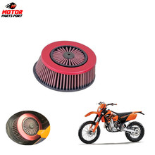 Custom high quality aftermarket motorcycle air filter cleaner for KTM dirt bikes