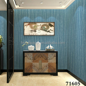 Korea Vinyl Wallpaper For Office Walls Wood Wallpaper